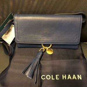 Cole Haan Leather Crossbody Bag